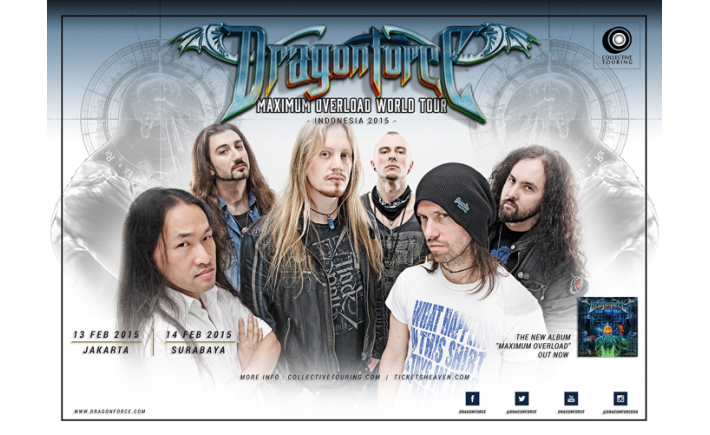 DragonForce Maximum Overload World Tour<br /><br />