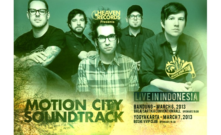 Motion City Soundtrack<br /><br />