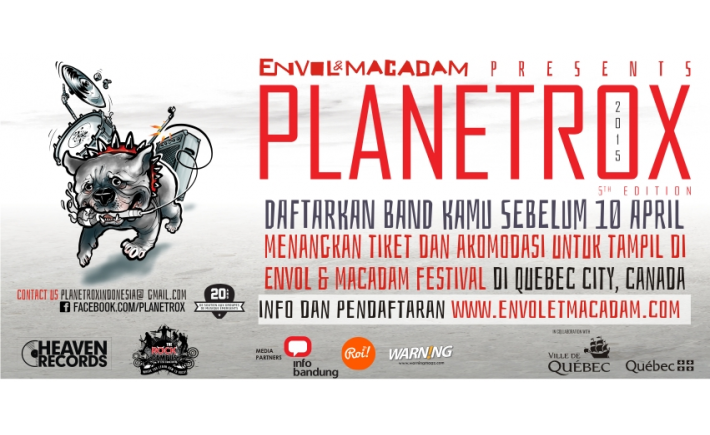 Planetrox Indonesia 2015<br /><br />